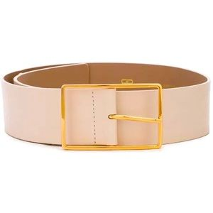 NWT B-Low The Belt Milla waist belt Latte pink